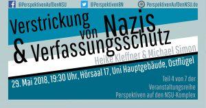 Verstrickung von Nazis & Verfassungsschutz